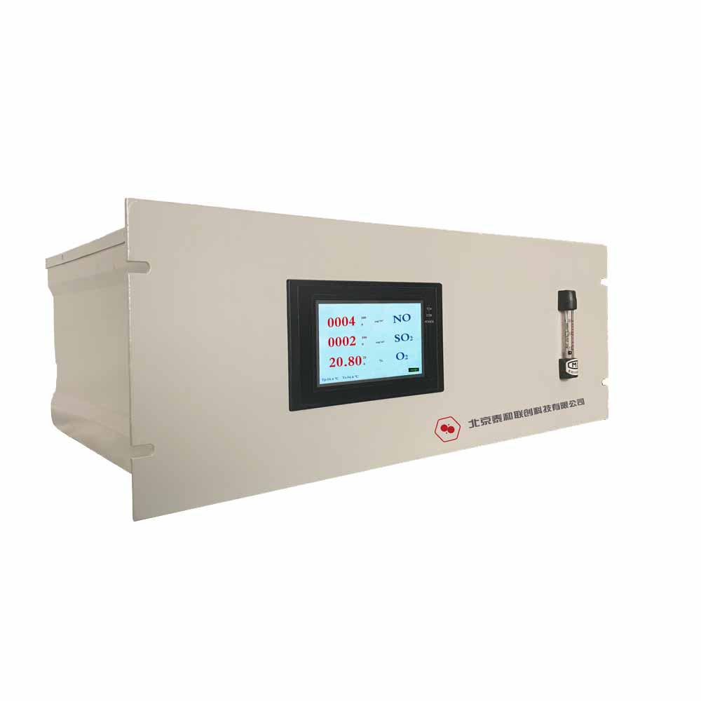 THA100A 红外烟气分析仪